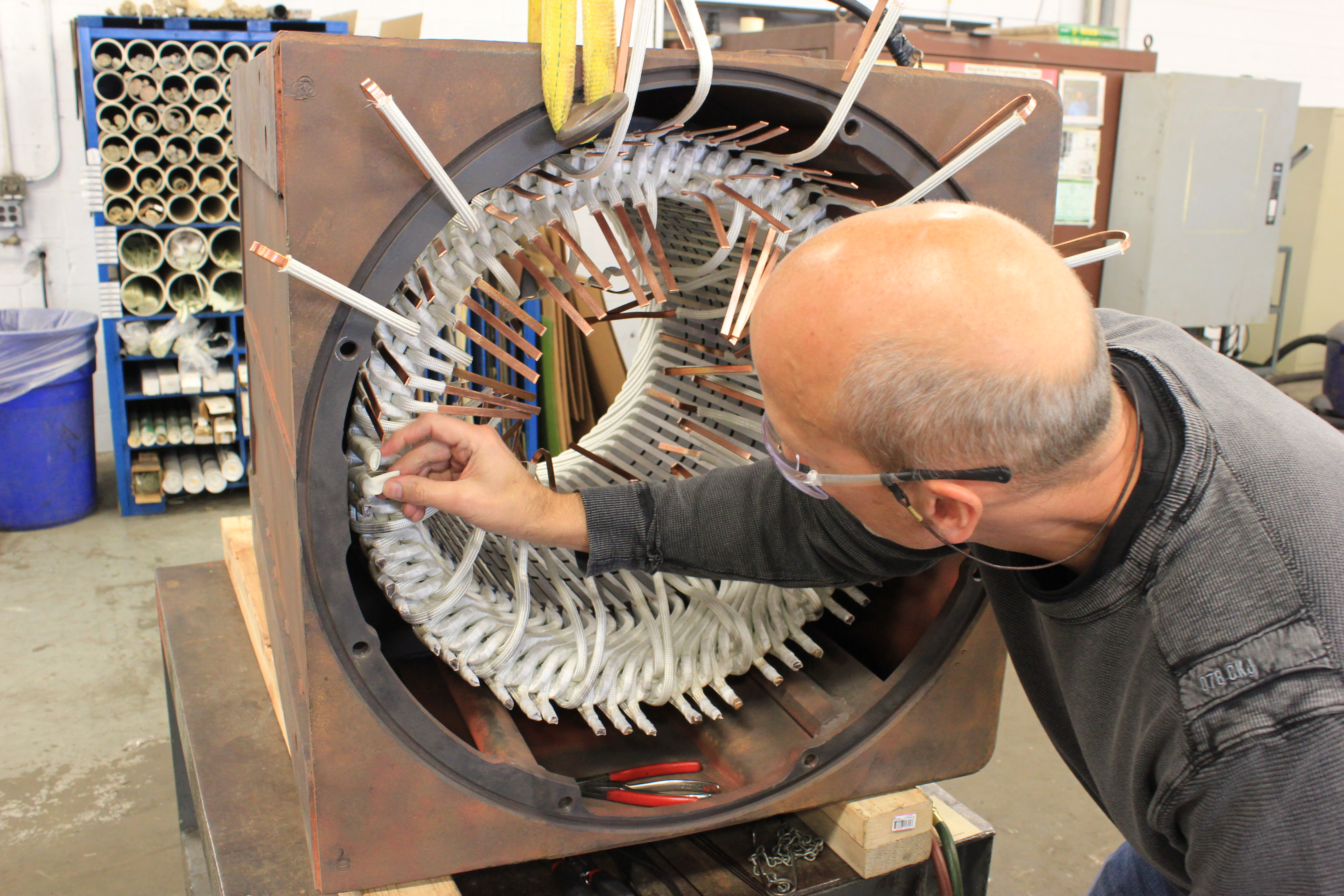 Medium Voltage Rewinds-HECO Industrial-2-All Systems Go