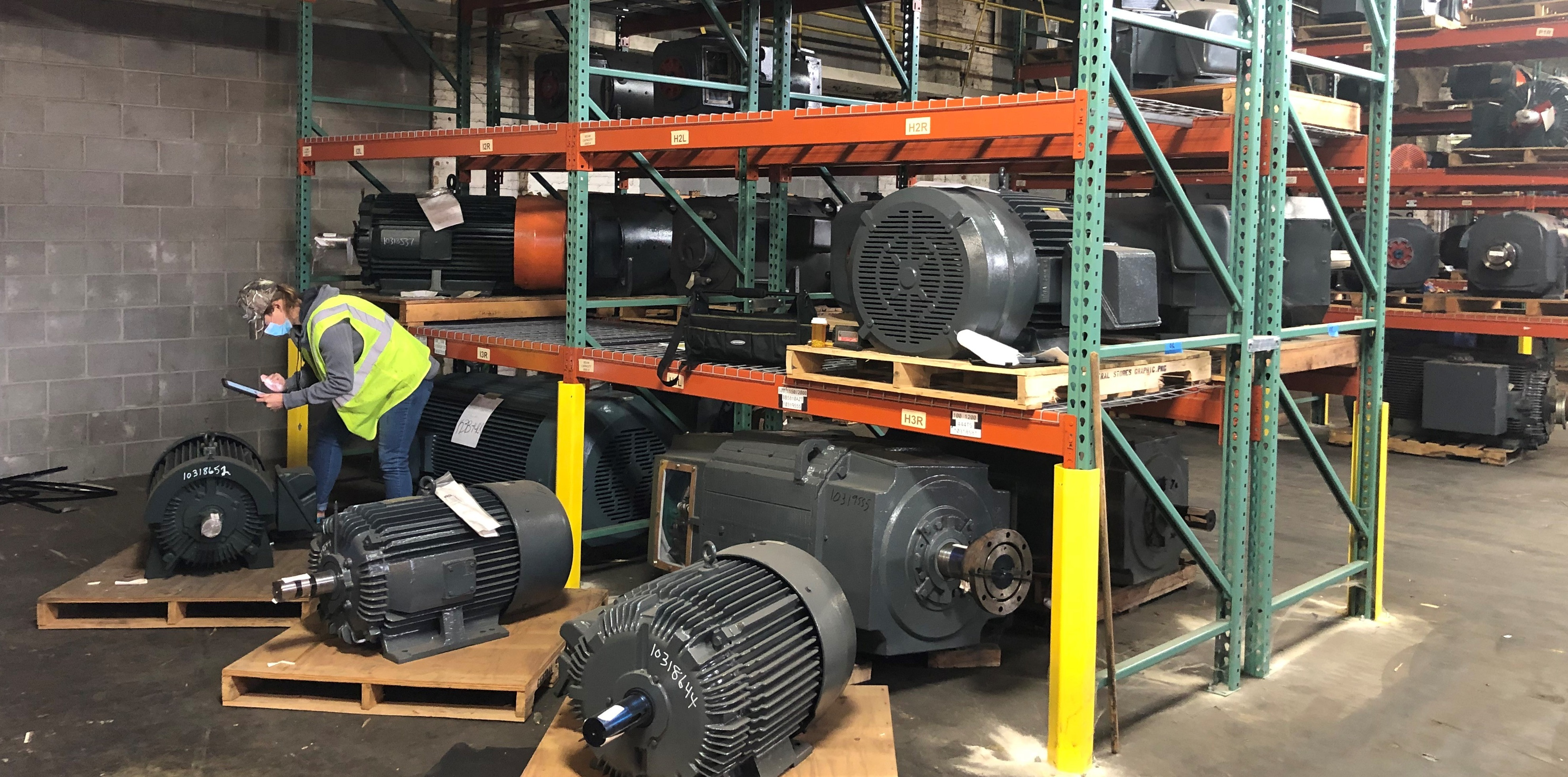 HECO-equipment and identification of electric motors-02-21-2021