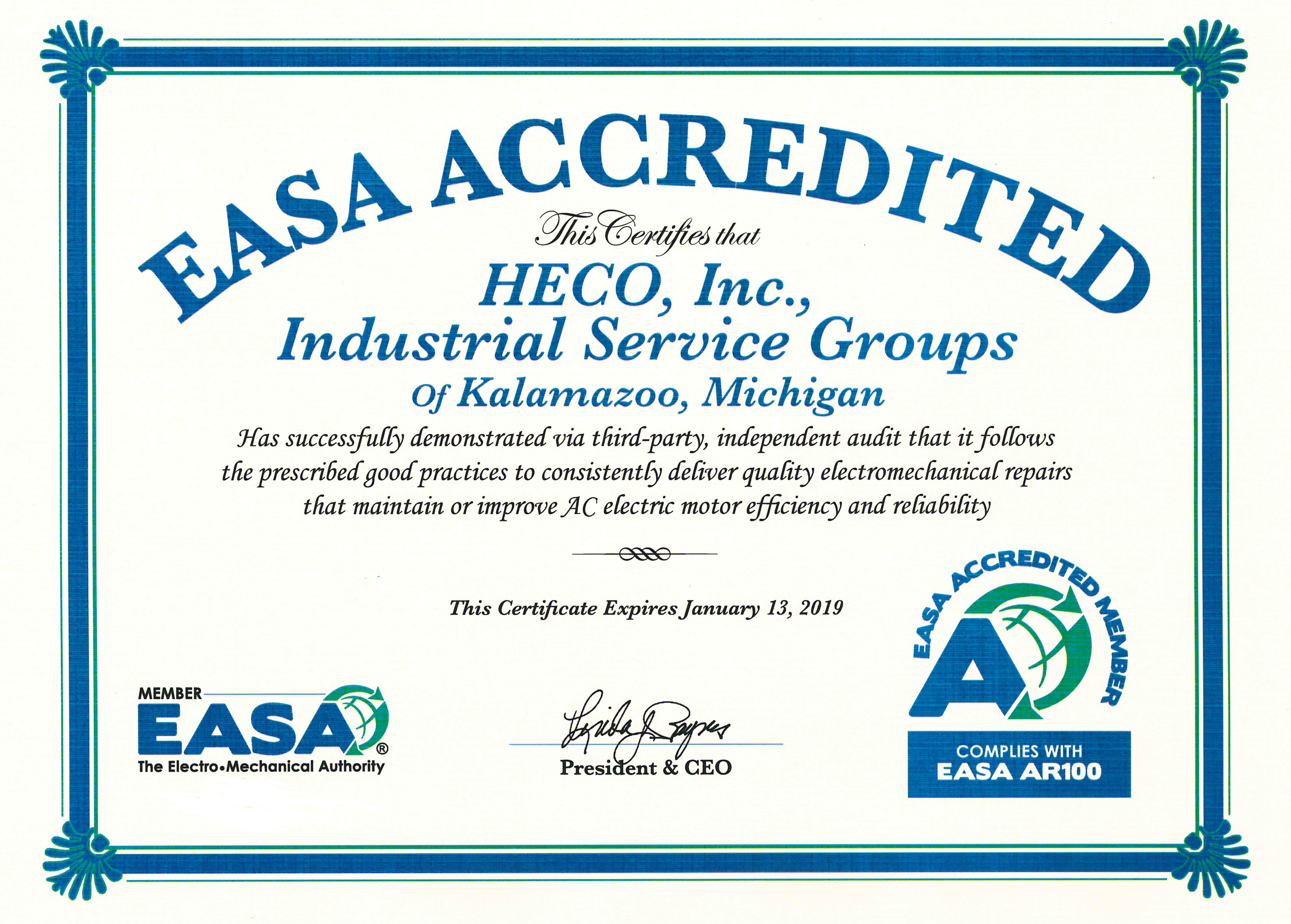 HECO_EASA_ACCREDITED_CERT_2018
