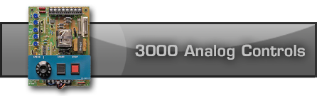 Dynamatic® 3000 Analog Controls