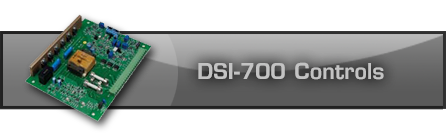 Dynamatic® DSI-700 Controls