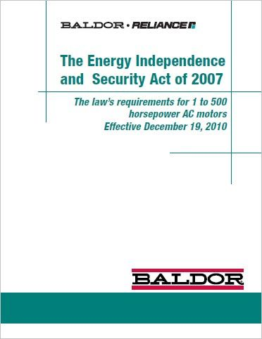 Energy Independence and Security Act of 2007