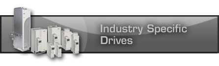 Industry Specific Drives