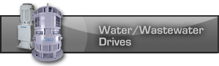 Water/Wastewater Drives