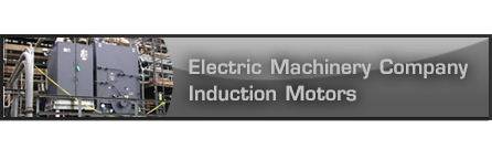 Electric Machinery Company - Induction Motors