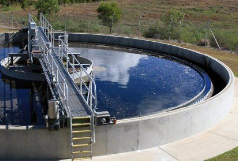 wastewater treatment and freshwater filtration facilities
