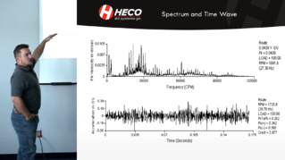 What is Vibration Analysis? Time Waveform and FFT Spectrum Analysis