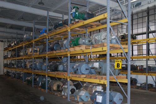 Identification of Spares